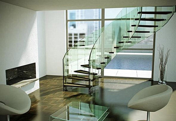 Glass Railings - the Look of Elegance in Your Design