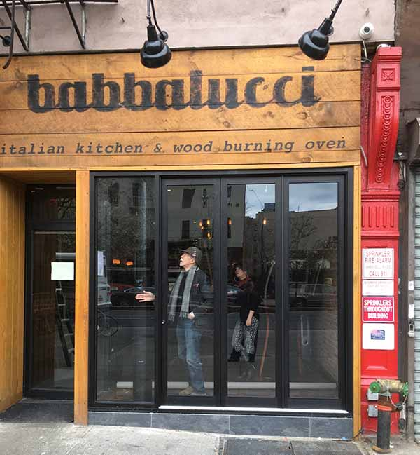 babbalucci-restorant-store-front-harlem-nyc & Storefront Design Construction Installation - Glass Aluminum ...