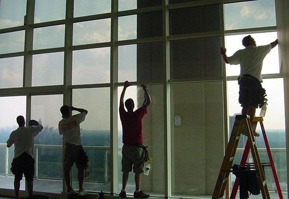 Replacement Windows NJ - Commercial Glass