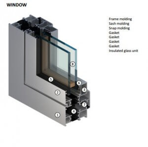 Commercial Windows Fabrication