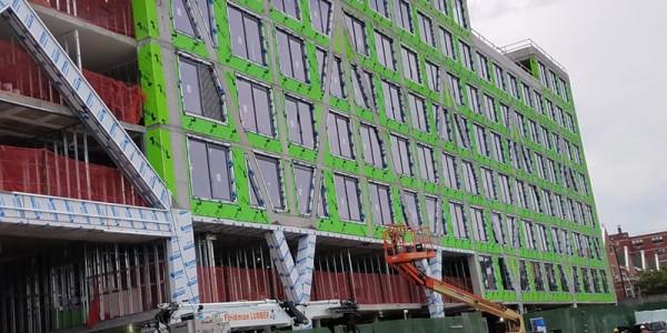 aluminum windows installation nyc