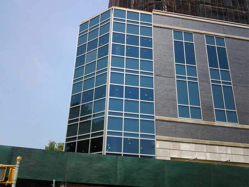 Curtain Wall Contractors 28 Images Difference Between Curtain Wall Storefront With Pictures