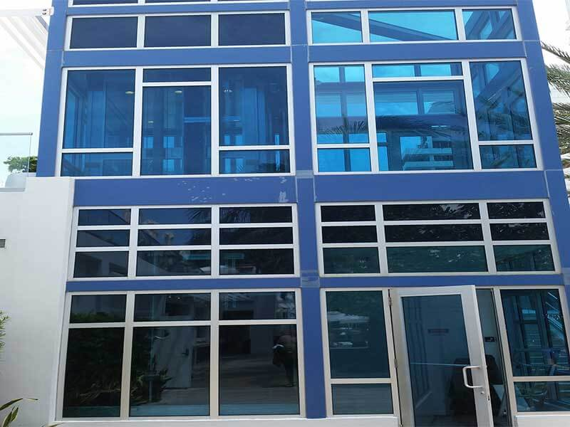 curtain wall brooklyn nyc - Storefront, Curtain Walls, Replacement ...