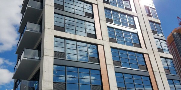 curtain wall installation NYC