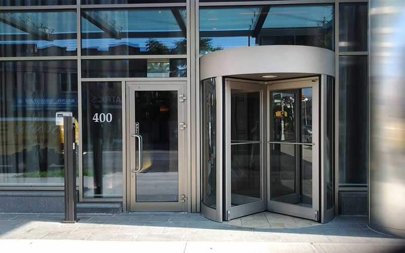 custom revolving door & custom revolving door - Storefront Curtain Walls Replacement ... Pezcame.Com