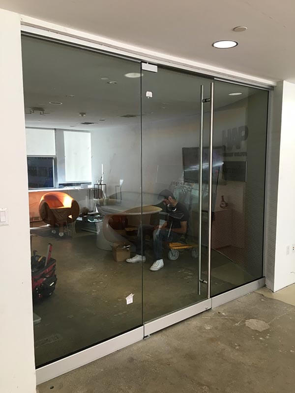 Doors storefront curtain walls replacement windows glass glass door divider brooklyn nyc planetlyrics Gallery