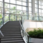 Glass Handrails and Banister Options