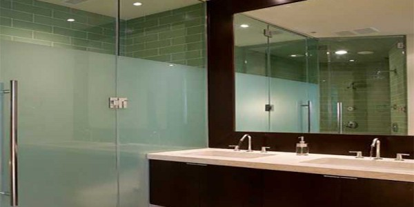 glass shower doors new york city NYC