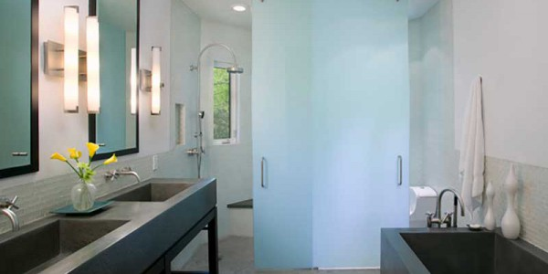 glass sliding shower doors brooklyn new york