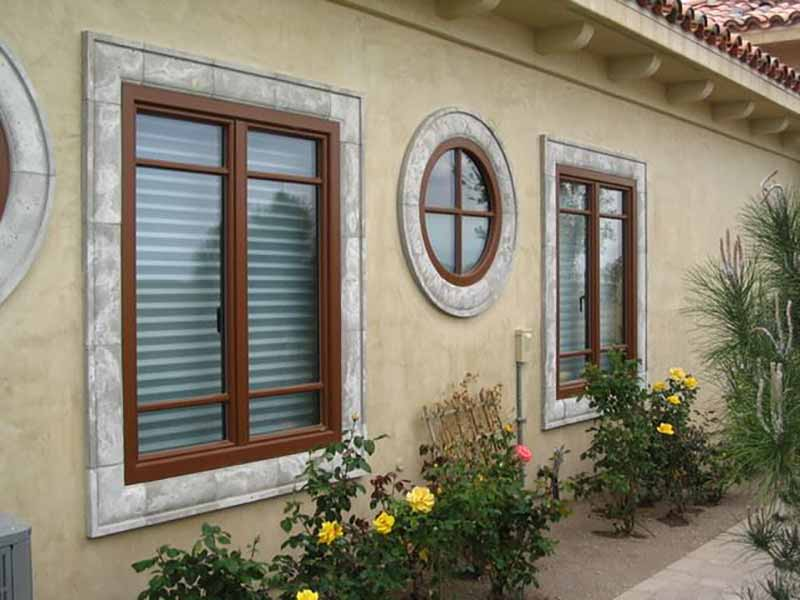 Projects storefront curtain walls replacement windows for Wood replacement windows