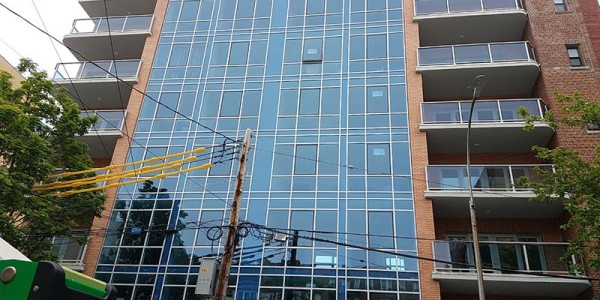 window curtain wall installation-brooklyn nyc