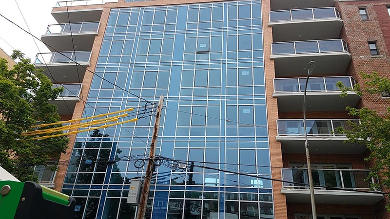 Curtain Wall Systems, Window Walls, Glass Curtains