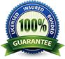 Licensed Insured Bonded