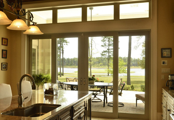 Get a Touch of Class with Sliding Glass Doors