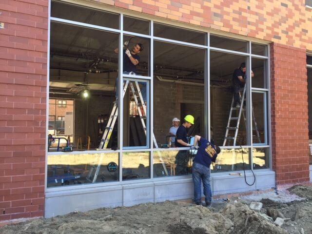 Nyc Storefront Glass Design Fabrication Installation