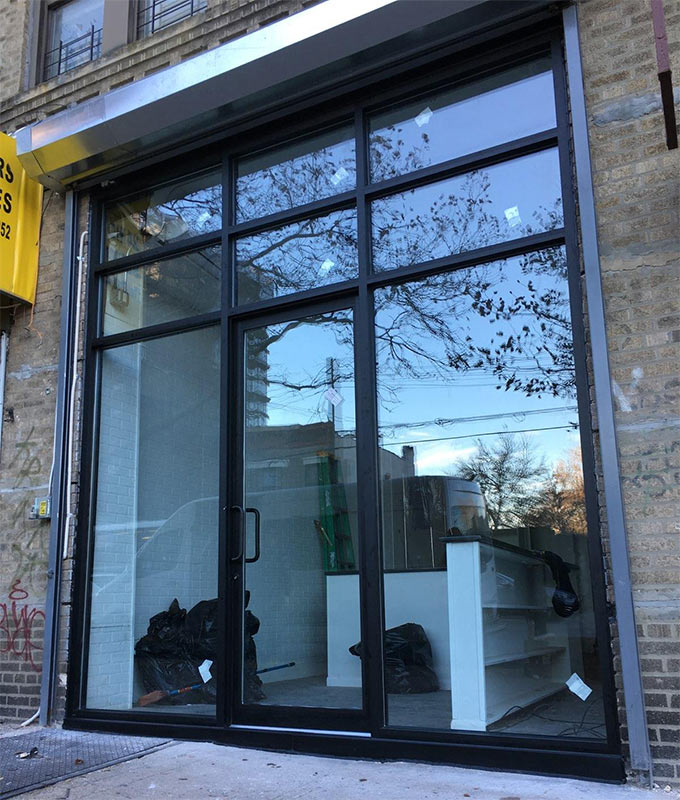 Storefront, Curtain Walls, Replacement Windows