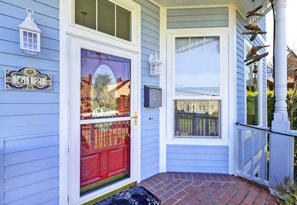What Are the Advantages of Installing a Storm Door?