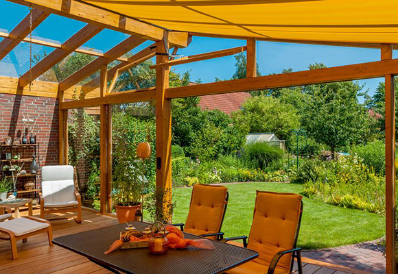 Glass Canopy NJ: What Benefits It Can Provide