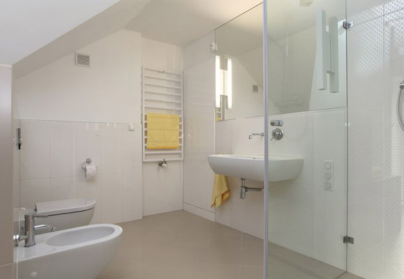 Custom Bathroom and Shower Designs for Elderly and Handicapped