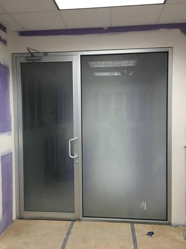 Doors Storefront Curtain Walls Replacement Windows Glass