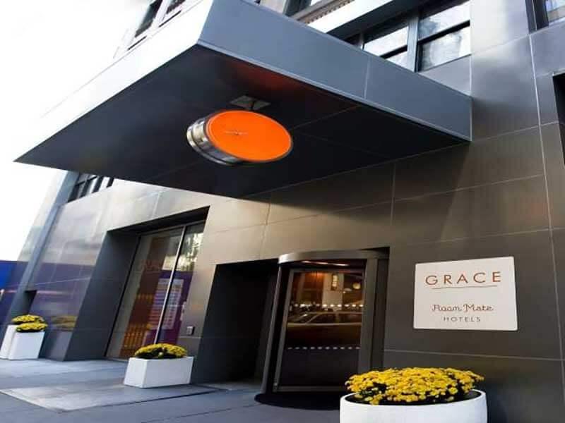 grace hotels storefront windows doors