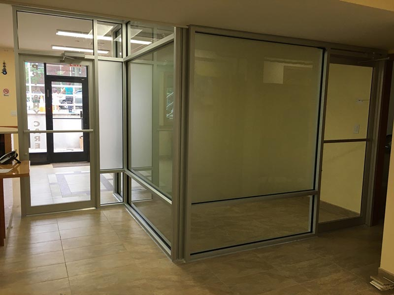 Office Partition Walls Nyc