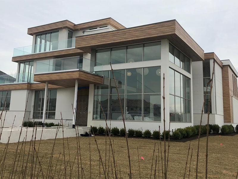 residential custom modern windows installation, fabrication NYC